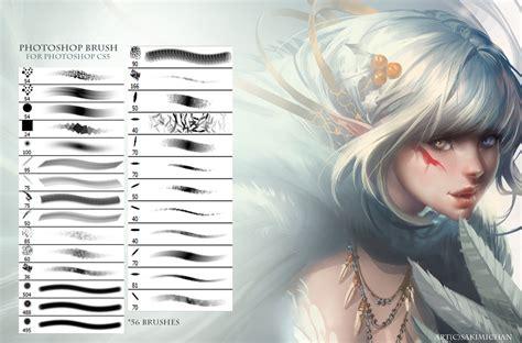 photoshop tutorial japanese art photoshop brushes by sakimichan on deviantart