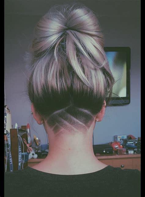 best 25 triangle hair ideas 25 best ideas about nape undercut on pinterest hair