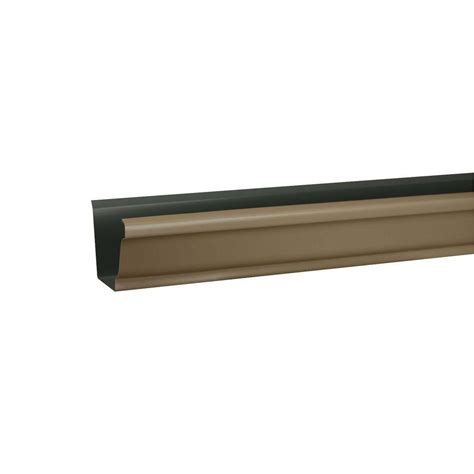 amerimax home products 6 in x 10 ft k style clay