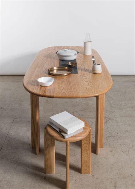 Design Milk Table | miro dining table by studio snng design milk