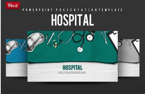 13 Medical Powerpoint Templates For Medical Presentation Hospital Presentation Templates