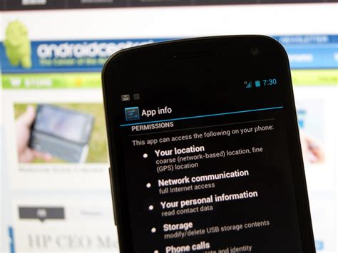 android permission android app permissions how gets it right android central