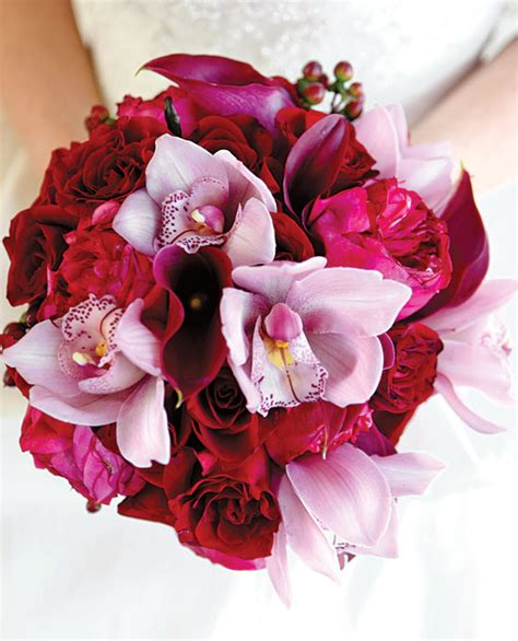 peonies and orchids peony and orchid wedding bouquet wedding flowers photos