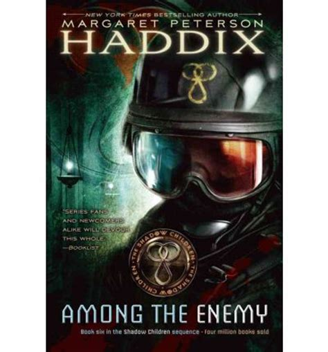 the shadow among the book one of the dread naught trilogy books among the enemy margaret peterson haddix 9780689857973