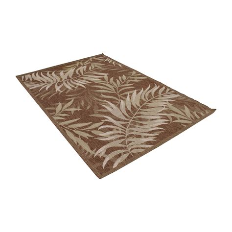 27 Off Balta Balta Palm Leaf Havanah Indoor Outdoor Rug Buy Outdoor Rug