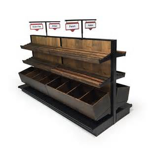 bakery display shelves bread display racks