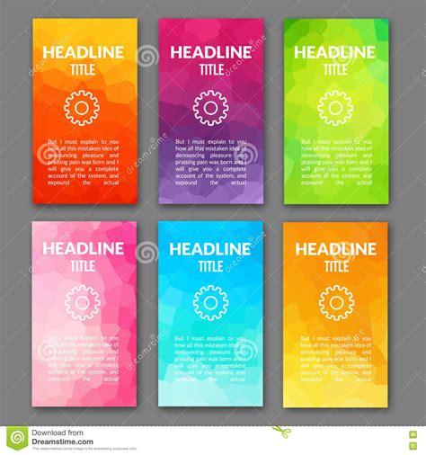 Basic Home Design App by Design Template Set Of Web Backgrounds Brochure Flyer
