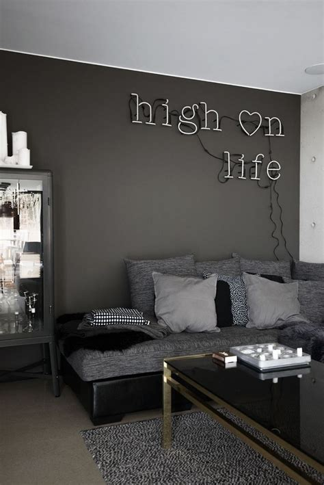 black and grey home decor best 25 gray living rooms ideas on pinterest gray couch