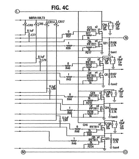 coupled output inductors coupled filter inductors in multi output buck regulators 28 images patent us6784644