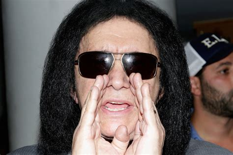 Gene Simmons gene simmons to nyc s band together don t