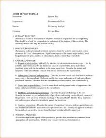 Business Format Essay by 4 Business Report Format Bookletemplate Org
