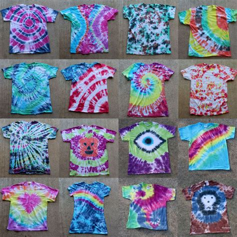 tie dye learn to tie dye 6 steps with pictures