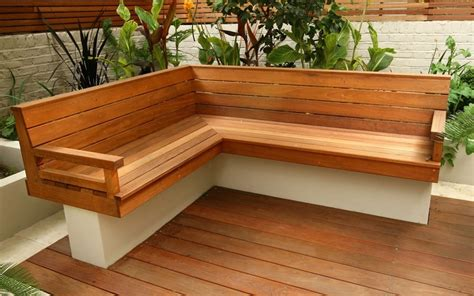 Best Wood For Furniture by Outdoor Wood Bench The Best Wood Furniture