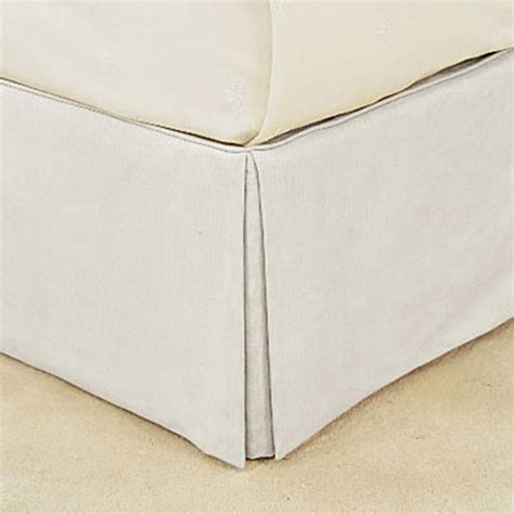 King Size Valance cotton bed valance king size oka