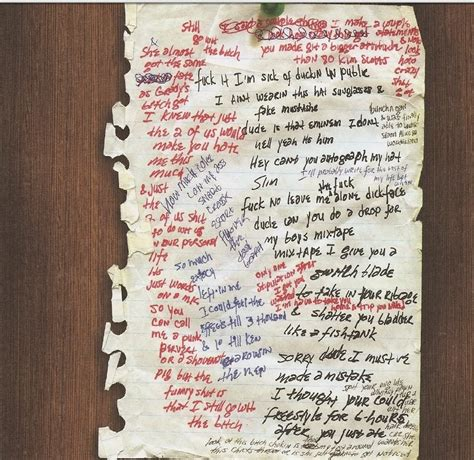 how to write raps on paper mmlp s and other s lyric sheets genius