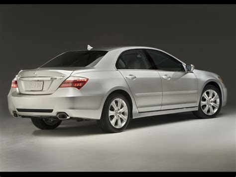 2009 acura rl latest news, reviews, and auto show