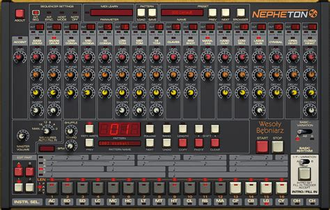 drum pattern sequencer vst d16 nepheton review musicradar