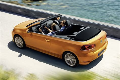 volkswagen convertible cabrio vw golf cabriolet discontinued in the uk carscoops