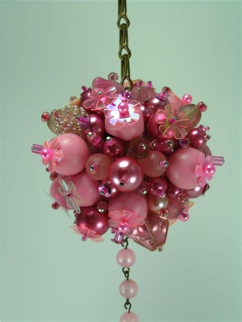 473 best bead sequin ornaments images on pinterest