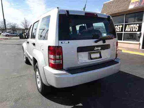 jeep liberty rust buy used 2011 jeep liberty factory no reserve w warranty