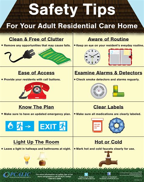 212 Best Home Safety And Emergency Tips Images Infographics Pcalic