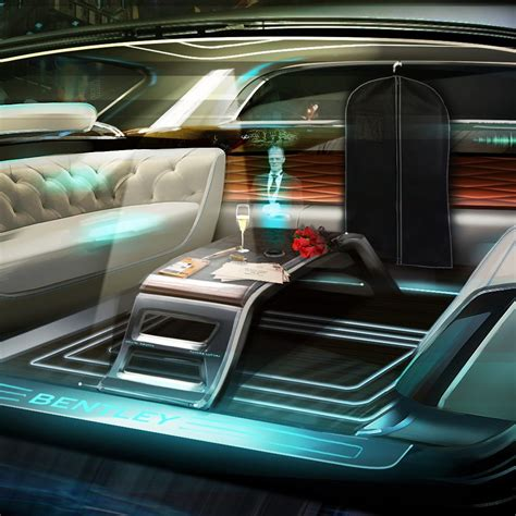 bentley concept car 2016 bentley envisions 3d printed luxury car of the future 3d