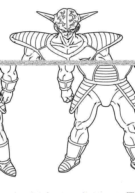cool dragon ball z coloring pages dragon ball z coloring pages print boys popular