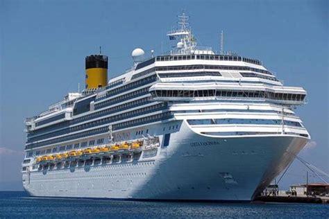 cabine navi da crociera la nave da crociera costa fascinosa su cui hanno viaggiato