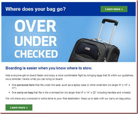 baggage rules united united getting serious about carry on bag rules