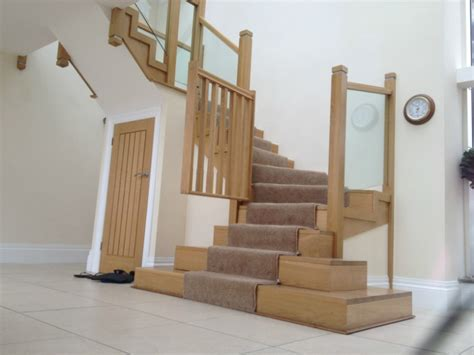 Glass Handrails For Stairs Gallery Staircases Darcy Joinery Ltd