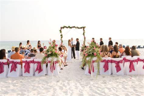 Wedding Hair Panama City Fl by Panama City Weddings Fl Weddings Resort