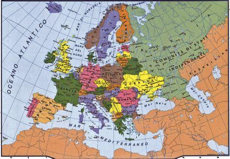 investimenti europea europa storia e configurazione geografica e