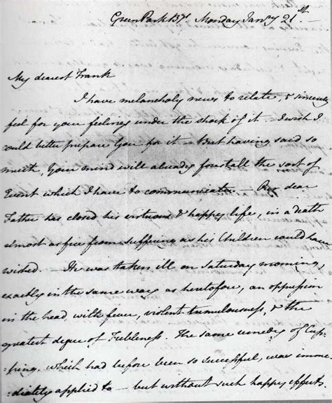 jane austen biography essay jane austen handwriting analysis