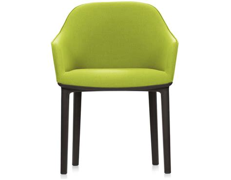 Softshell Mirror softshell chair with four leg base hivemodern