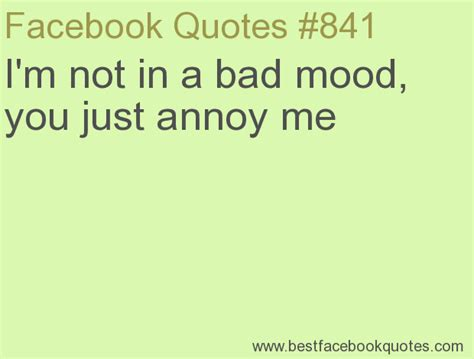 Mood Quotes Bad Mood Quotes Quotesgram
