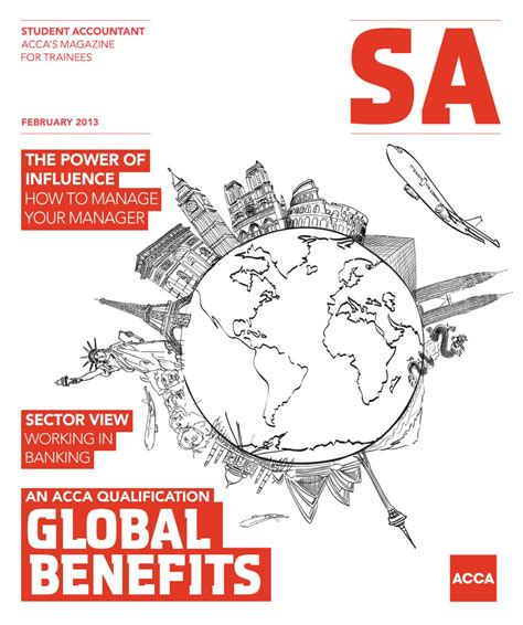 Acca Global Mba by Sa February 2013 By Acca Issuu
