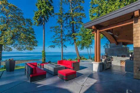energy efficient luxury ocean view home  vancouver