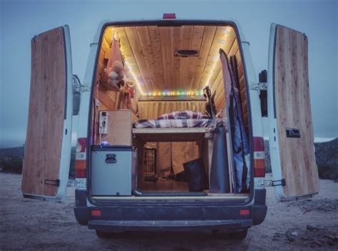 this family lives life in a van business insider cyrus sutton s van life