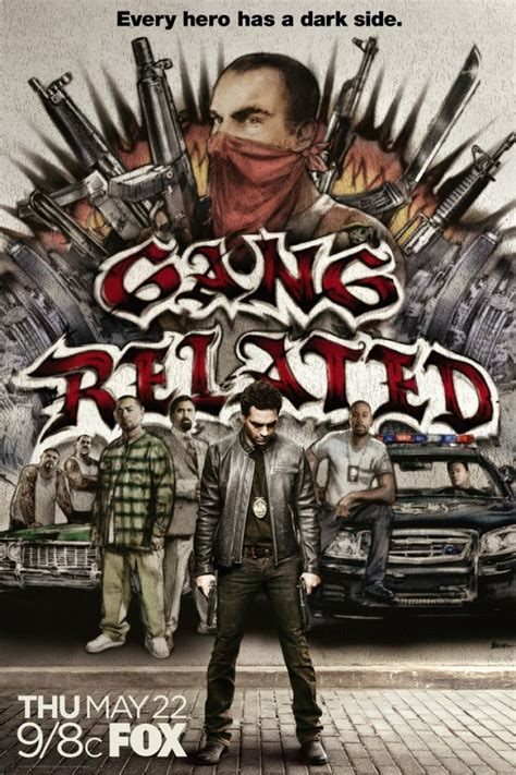 gang related gang related season 1 poster