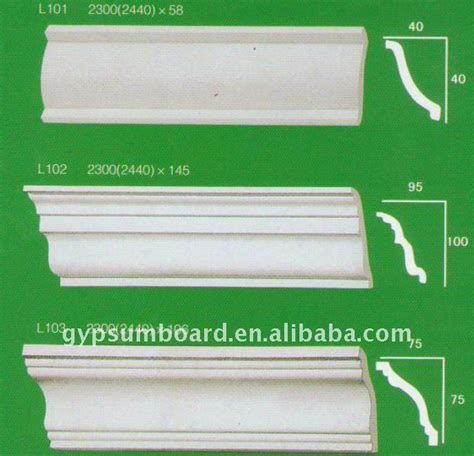 Plaster Cornice Sizes White Plaster Cornice Mould Buy Plaster Cornice Mould