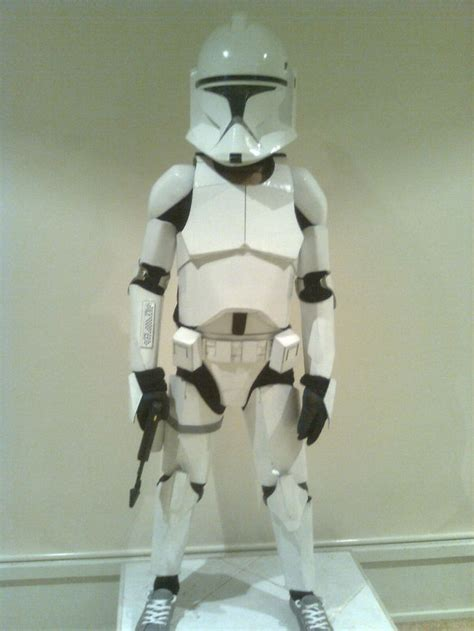 How To Make A Clone Trooper Helmet Out Of Paper - best 25 clone trooper costume ideas on 501st