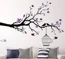 with bird cage wall art sticker vinyl decals stickers home sweet wallstickerdeal
