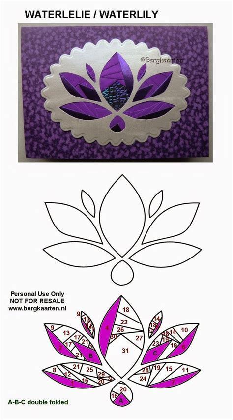 Iris Paper Folding Designs - 1942 best iris folding images on iris folding