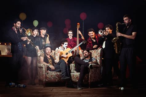 Canzoni Swing Italiane by The Sweet Society 171 Dopo Glastonbury Conquistiamo L
