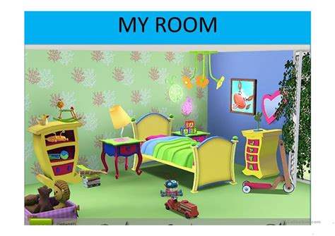 Bedroom Description Exercises 20 Free Esl Rooms In The House Powerpoint Presentations