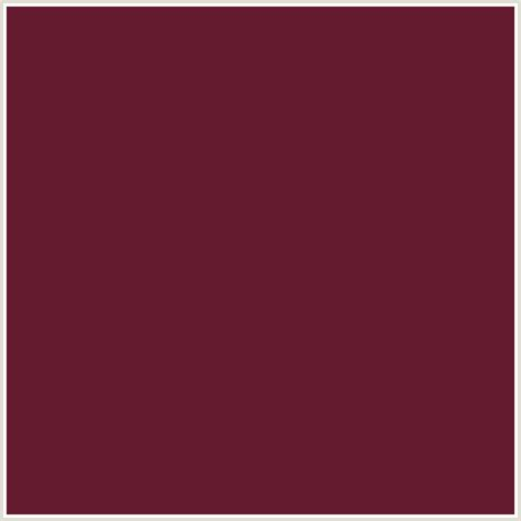 wineberry color 641b30 hex color rgb 100 27 48 wine berry