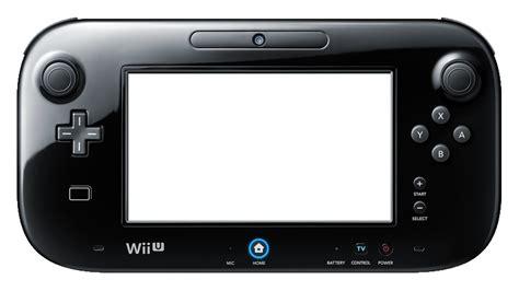 Gamepad Transparant by Wii U Transparent Premium Gamepad By Omgweegee2 On Deviantart