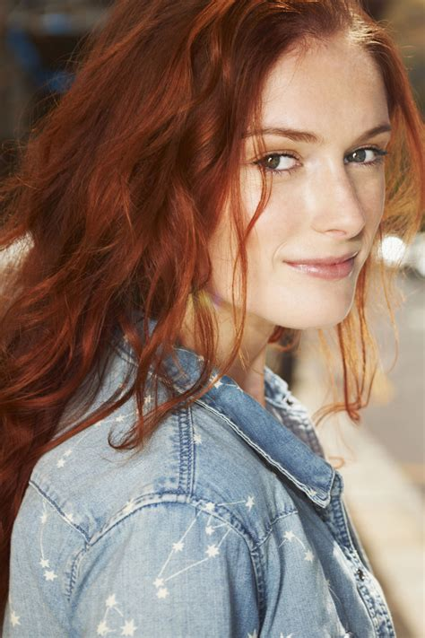 pflege fuer rote haare alarmstufe rot glamour