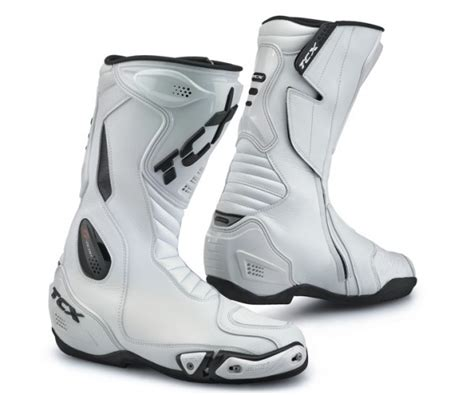 white motorcycle boots tcx s zero white motorcycle boots