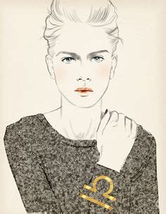 elle libra horoscope today 1000 images about sandra suy fashion illustration s on